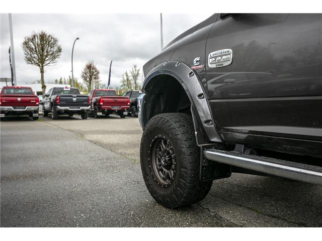 2015 RAM 3500 Longhorn (Stk: K805645A) in Abbotsford - Image 15 of 25