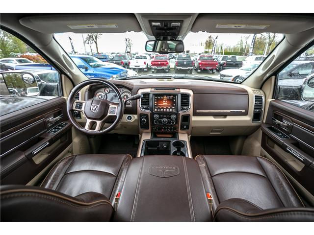 2015 RAM 3500 Longhorn (Stk: K805645A) in Abbotsford - Image 17 of 25