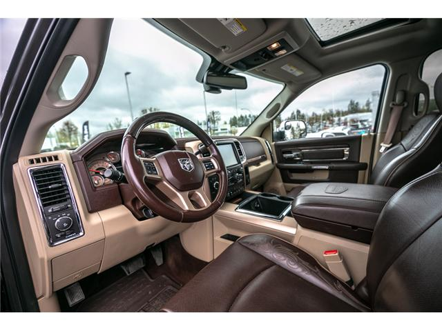 2015 RAM 3500 Longhorn (Stk: K805645A) in Abbotsford - Image 20 of 25