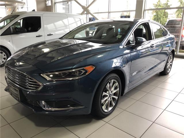 2018 Ford Fusion Energi SE Luxury (Stk: 18532) in Vancouver - Image 1 of 9