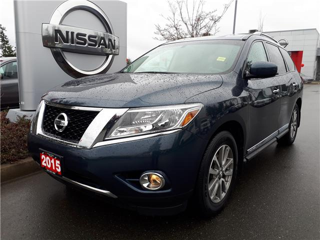 2015 Nissan Pathfinder SL (Stk: 8P6546A) in Courtenay - Image 1 of 9