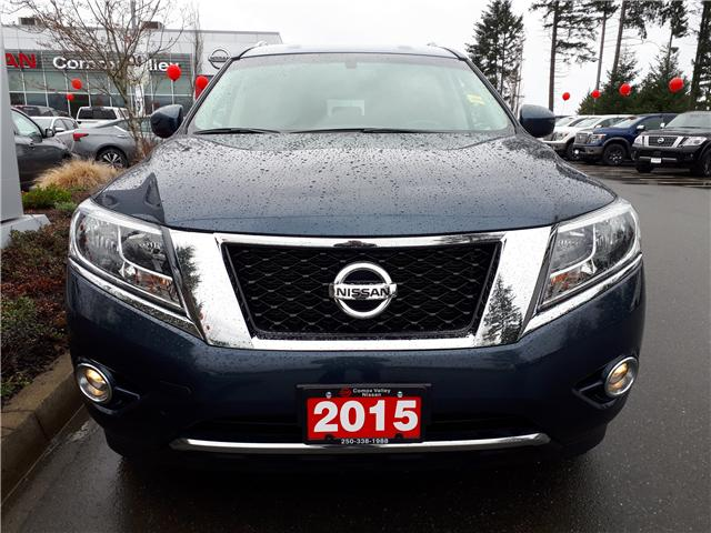 2015 Nissan Pathfinder SL (Stk: 8P6546A) in Courtenay - Image 2 of 9