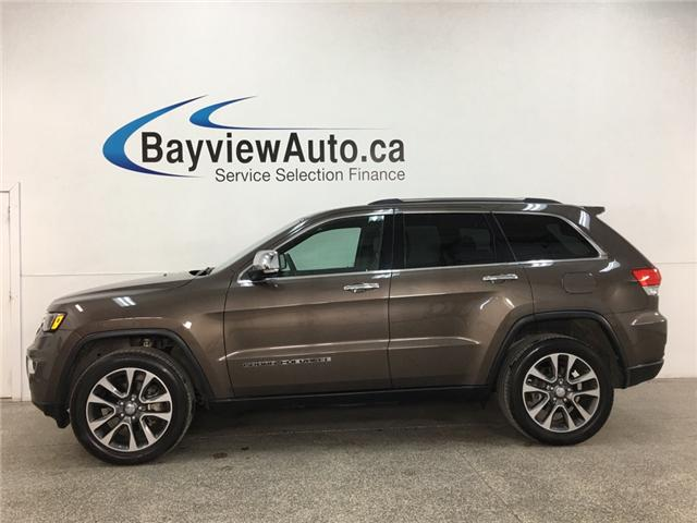 2018 Jeep Grand Cherokee Limited (Stk: 34770J) in Belleville - Image 1 of 30