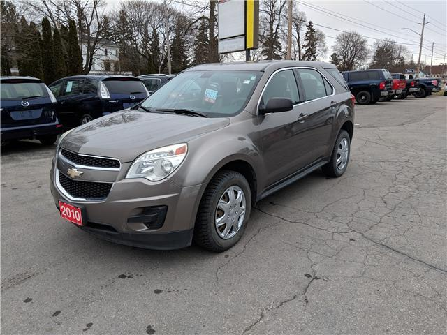 2010 Chevrolet Equinox LS (Stk: ) in Cobourg - Image 2 of 11