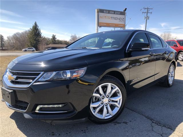 2019 Chevrolet Impala 1LT (Stk: -) in Kemptville - Image 1 of 25