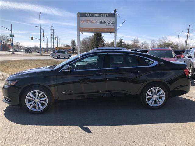 2019 Chevrolet Impala 1LT (Stk: -) in Kemptville - Image 2 of 25