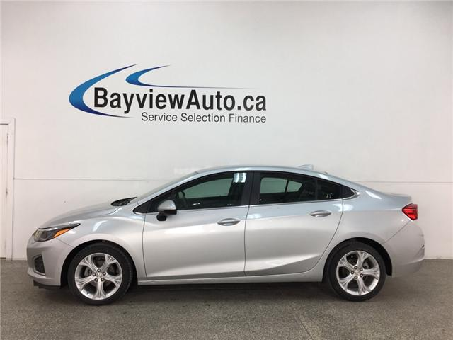 2019 Chevrolet Cruze Premier (Stk: 34665EW) in Belleville - Image 1 of 24