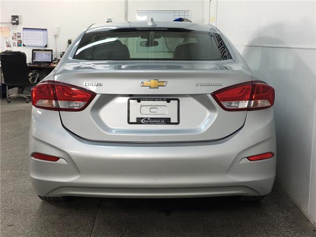 2019 Chevrolet Cruze Premier (Stk: 34665EW) in Belleville - Image 6 of 24