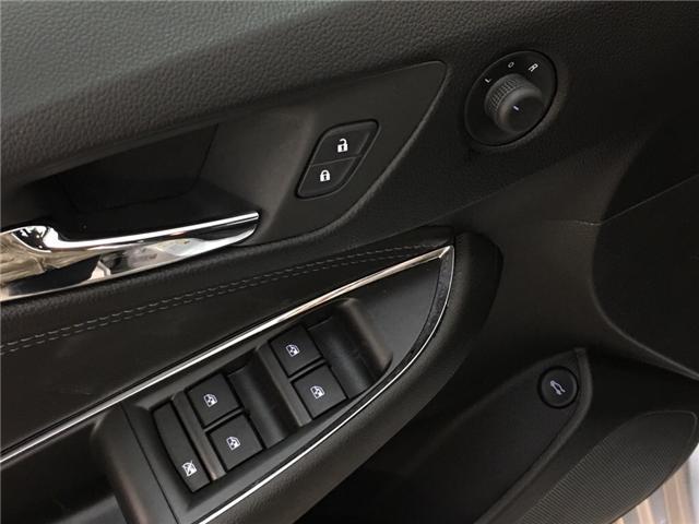 2019 Chevrolet Cruze Premier (Stk: 34665EW) in Belleville - Image 18 of 24
