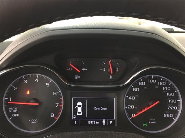 2019 Chevrolet Cruze Premier (Stk: 34665EW) in Belleville - Image 12 of 24