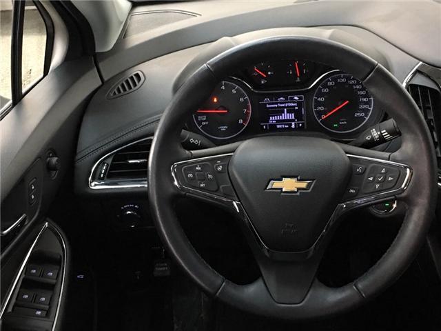 2019 Chevrolet Cruze Premier (Stk: 34665EW) in Belleville - Image 15 of 24