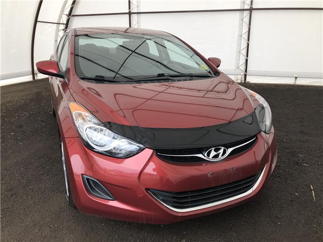 2012 Hyundai Elantra  (Stk: 16009A) in Thunder Bay - Image 1 of 18