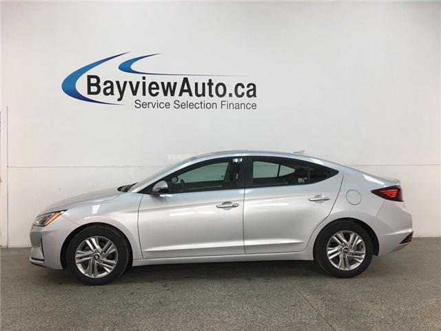 2019 Hyundai Elantra Preferred (Stk: 34777J) in Belleville - Image 1 of 24