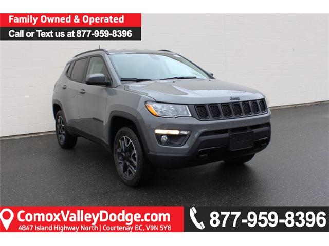 2019 Jeep Compass Sport (Stk: T728699) in Courtenay - Image 1 of 30