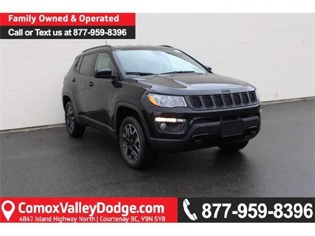 2019 Jeep Compass Sport (Stk: T728698) in Courtenay - Image 1 of 30