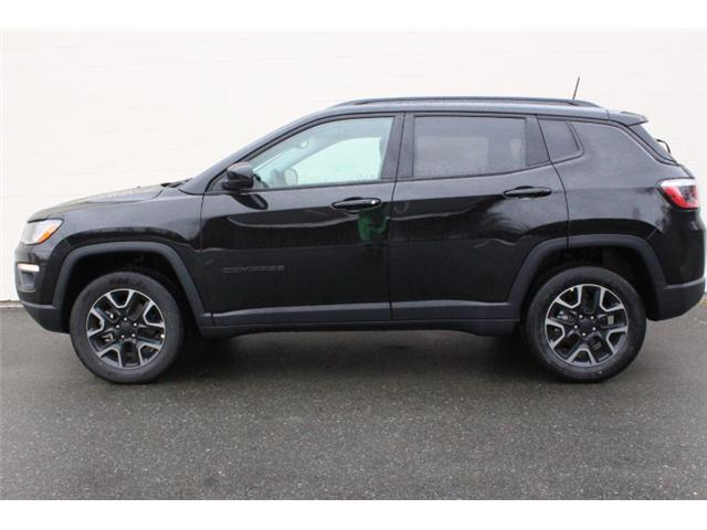 2019 Jeep Compass Sport (Stk: T728698) in Courtenay - Image 28 of 30