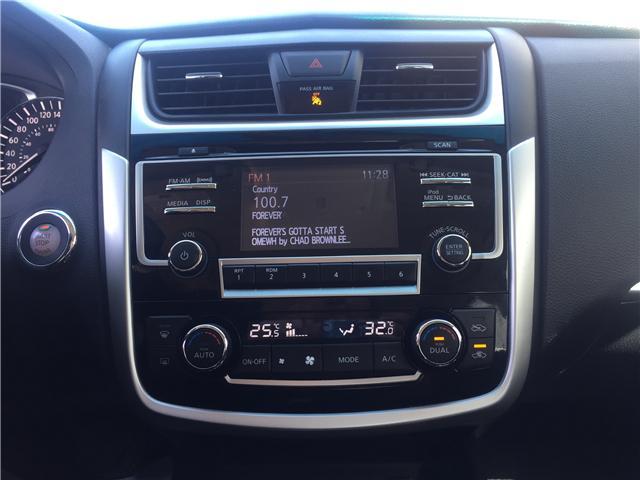 2018 Nissan Altima 2.5 SV (Stk: D1310) in Regina - Image 15 of 21