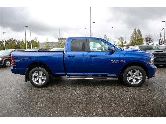 2014 RAM 1500 Sport (Stk: AB0840) in Abbotsford - Image 8 of 24