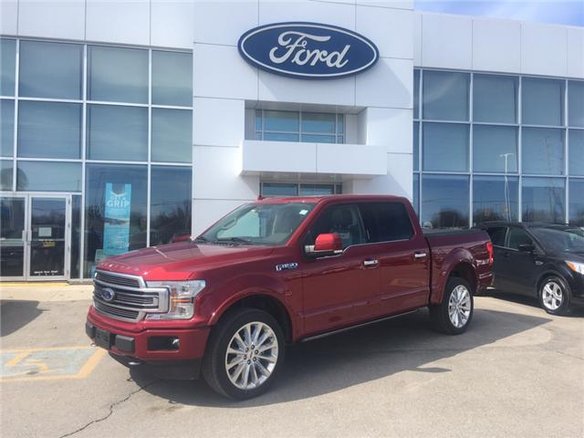 2019 Ford F-150 Limited (Stk: 19143) in Perth - Image 1 of 11