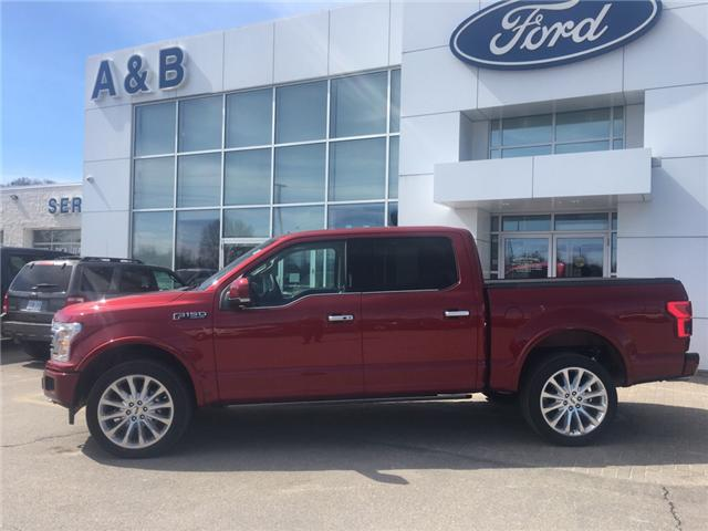 2019 Ford F-150 Limited (Stk: 19143) in Perth - Image 2 of 11