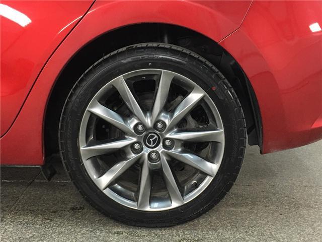 2018 Mazda Mazda3 Sport GT (Stk: 34693EW) in Belleville - Image 16 of 22