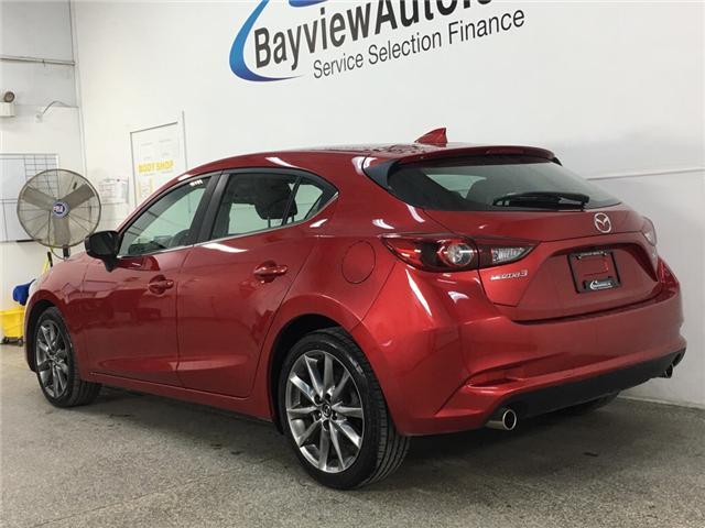 2018 Mazda Mazda3 Sport GT (Stk: 34693EW) in Belleville - Image 5 of 22