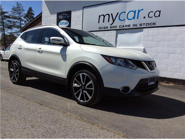 2018 Nissan Qashqai SL (Stk: 190442) in North Bay - Image 1 of 21
