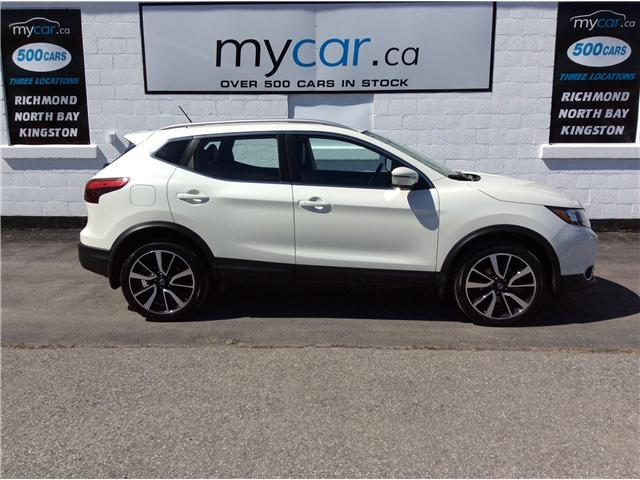 2018 Nissan Qashqai SV (Stk: 190442) in North Bay - Image 2 of 21