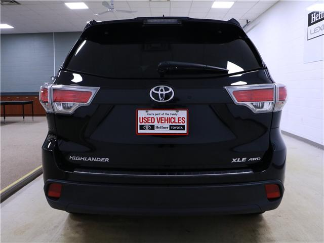 2016 Toyota Highlander XLE (Stk: 195229) in Kitchener - Image 22 of 30