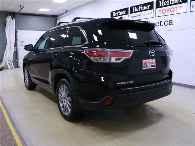 2016 Toyota Highlander XLE (Stk: 195229) in Kitchener - Image 2 of 30