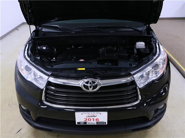 2016 Toyota Highlander XLE (Stk: 195229) in Kitchener - Image 26 of 29