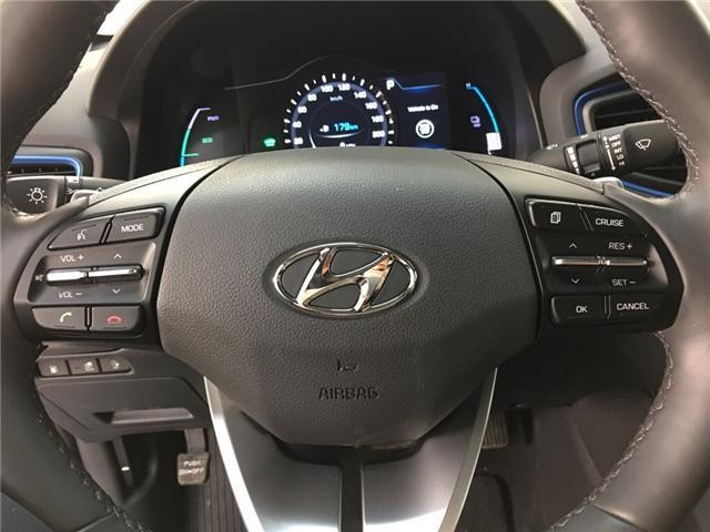 2018 Hyundai Ioniq Plug-In Hybrid SE (Stk: 34810W) in Belleville - Image 13 of 27