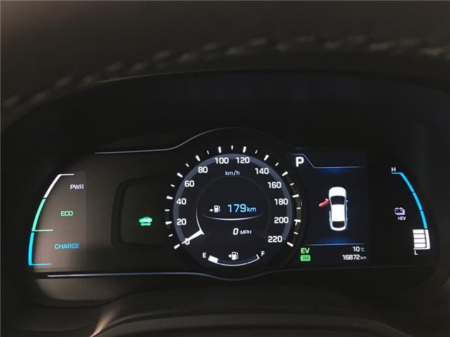 2018 Hyundai Ioniq Plug-In Hybrid SE (Stk: 34810W) in Belleville - Image 12 of 27