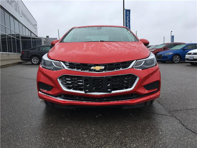 2017 Chevrolet Cruze LT Auto (Stk: 17-90990RJB) in Barrie - Image 2 of 26