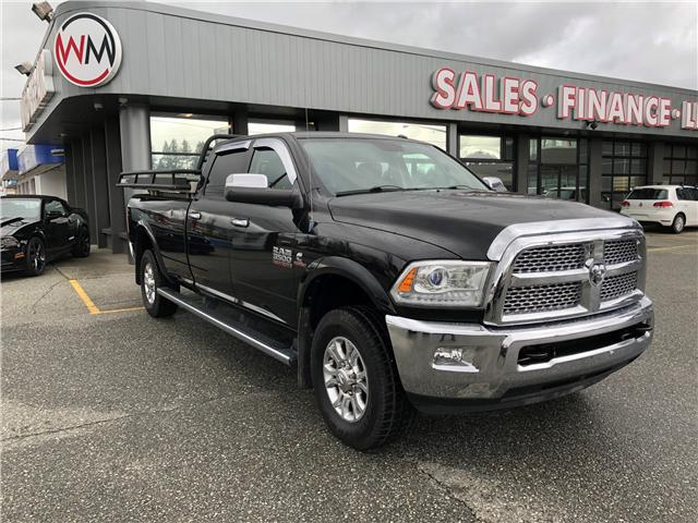 2014 RAM 3500 Laramie (Stk: 14-138142) in Abbotsford - Image 1 of 16