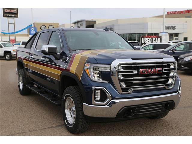 2019 GMC Sierra 1500 SLT (Stk: 170344) in Medicine Hat - Image 1 of 30