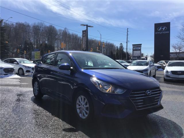 2018 Hyundai Accent GL (Stk: X1280) in Ottawa - Image 1 of 12
