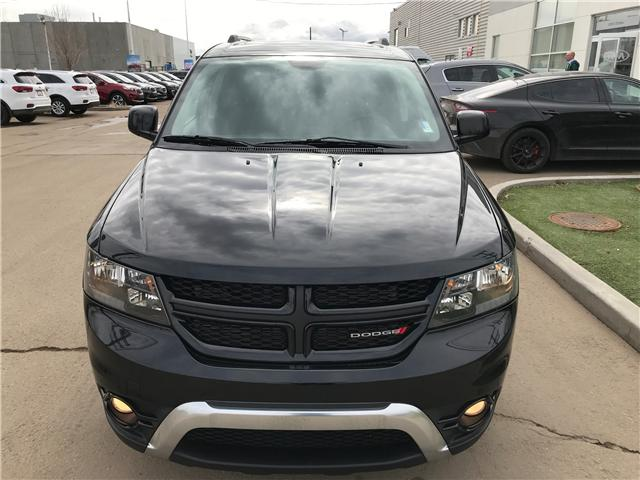 2015 Dodge Journey Crossroad (Stk: 21374A) in Edmonton - Image 4 of 28