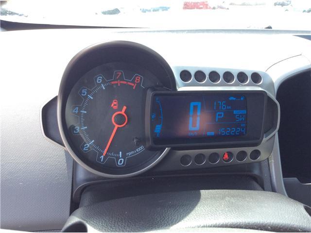 2012 Chevrolet Sonic LT (Stk: 19288A) in Pembroke - Image 6 of 13