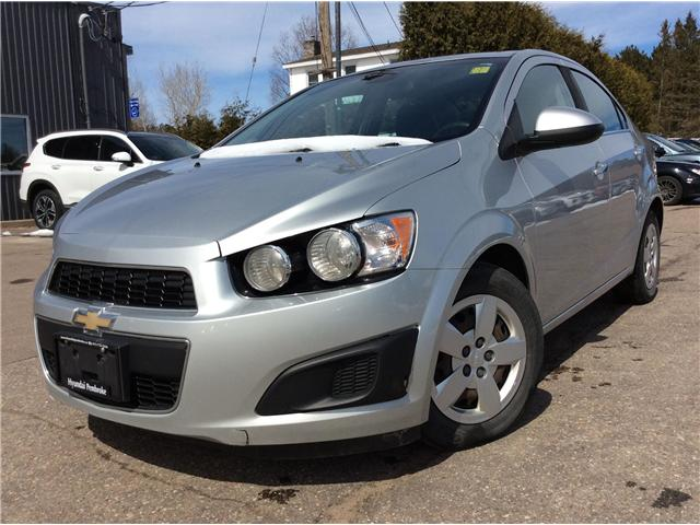 2012 Chevrolet Sonic LT (Stk: 19288A) in Pembroke - Image 1 of 13