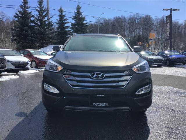 2014 Hyundai Santa Fe Sport 2.4 Base (Stk: R95884A) in Ottawa - Image 2 of 11