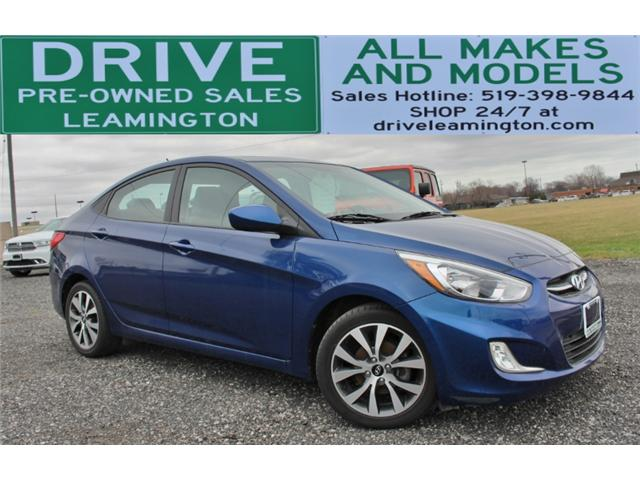 2017 Hyundai Accent SE (Stk: D0046) in Leamington - Image 1 of 23