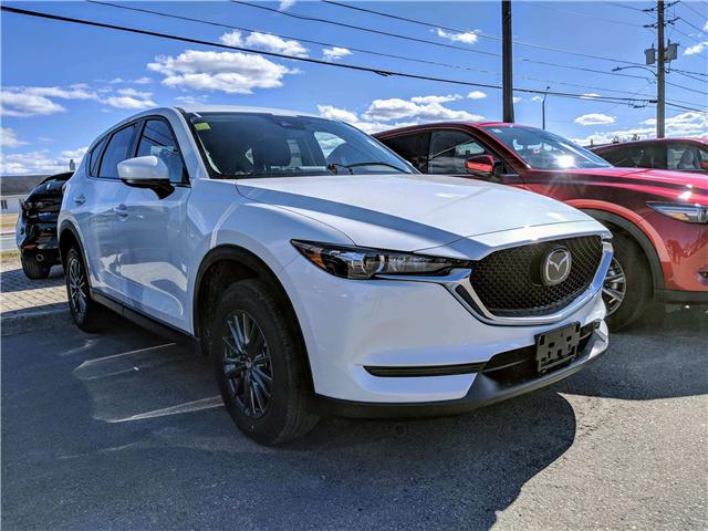 2019 Mazda CX-5 GS (Stk: K7615) in Peterborough - Image 1 of 10