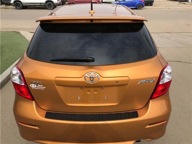 2009 Toyota Matrix Base (Stk: 21387B) in Edmonton - Image 7 of 22
