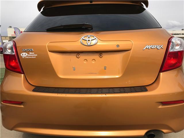 2009 Toyota Matrix Base (Stk: 21387B) in Edmonton - Image 8 of 22