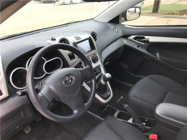 2009 Toyota Matrix Base (Stk: 21387B) in Edmonton - Image 11 of 22