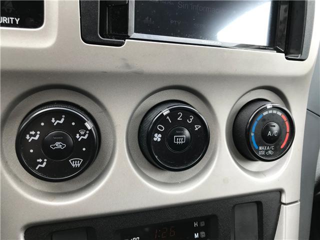 2009 Toyota Matrix Base (Stk: 21387B) in Edmonton - Image 19 of 22