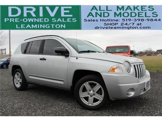 2008 Jeep Compass Sport/North (Stk: D0060A) in Leamington - Image 1 of 21