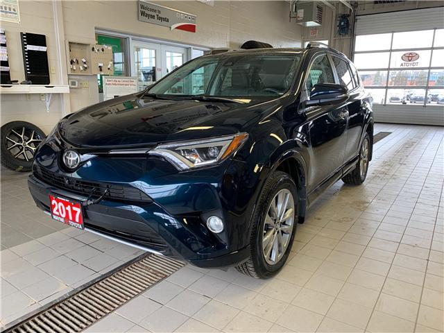 2017 Toyota RAV4 Limited (Stk: 20808-1) in Thunder Bay - Image 1 of 15