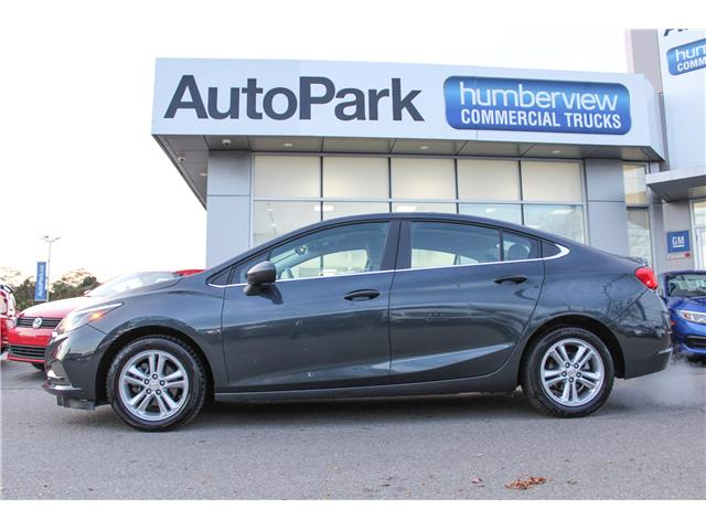 2017 Chevrolet Cruze LT Auto (Stk: APR3221 NO SUNROOF  ) in Mississauga - Image 3 of 21